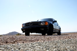 Wheeler Dealers - 1983 Mercedes 500SEC