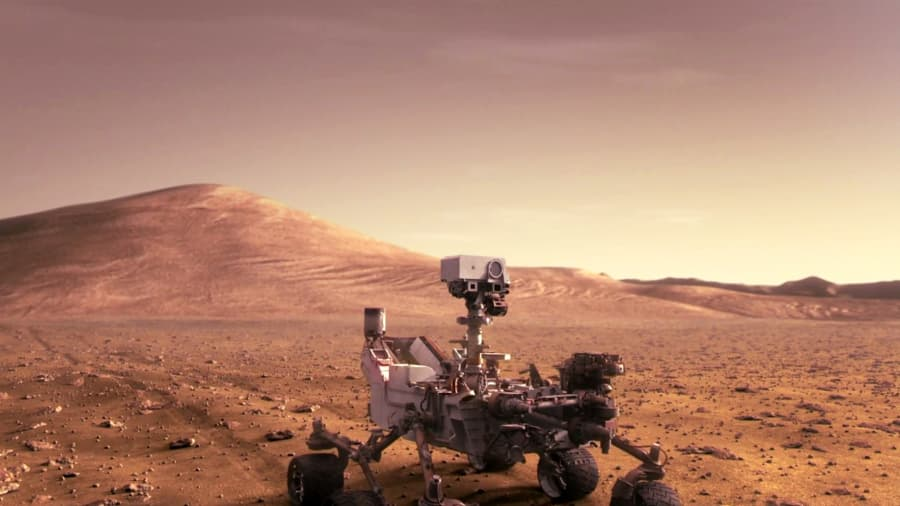 Mars: The Secret Science - Is There Life?