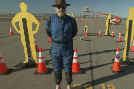 MythBusters on Science - Driving in Heels
