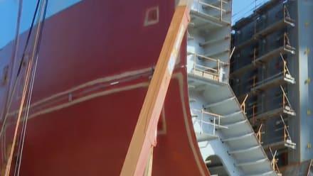 World's Biggest Shipbuilders - Emergency
