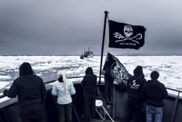 Ocean Warriors - Who's the Bad Guy