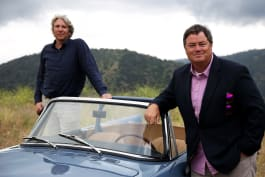 Wheeler Dealers - 1963 Sunbeam Alpine