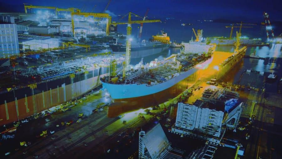 World's Biggest Shipbuilders - Super Tug
