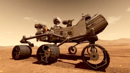 Mars: The Secret Science - Secret History of a Rover