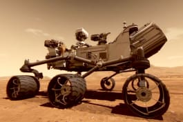 Mars: The Secret Science - Secret History of a Rover