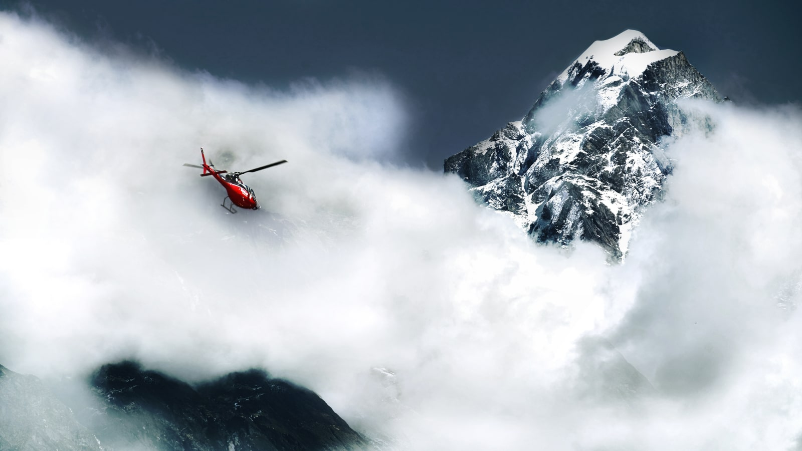 Everest Rescue