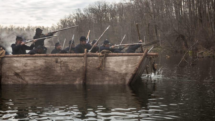 Blood and Fury: America's Civil War - Battle of Fredericksburg