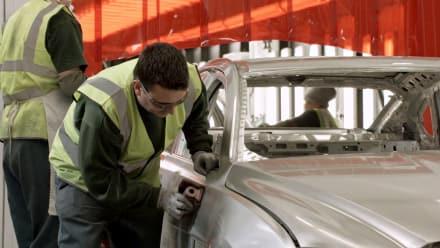 How It's Made: Dream Cars - Jaguar XF