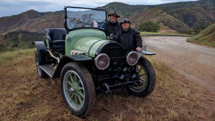 Wheeler Dealers - 1916 Cadillac