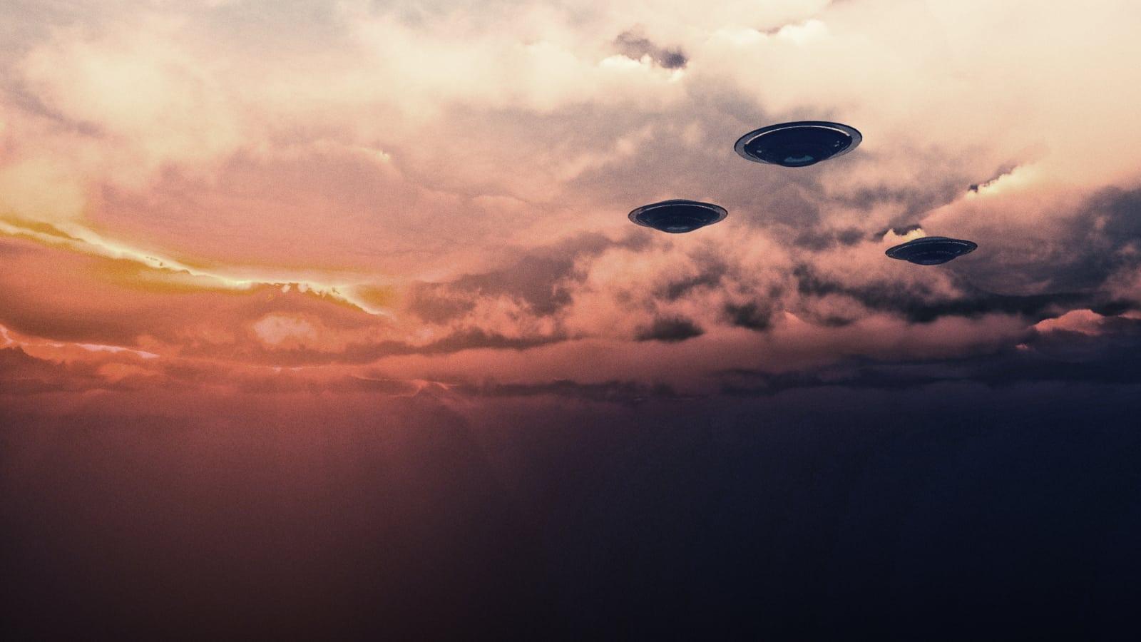 Lost UFO Files
