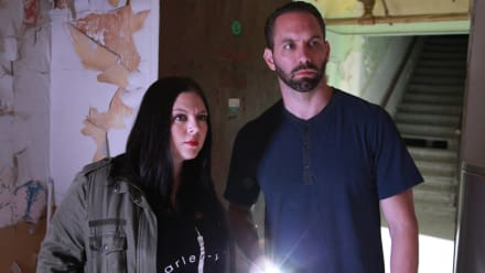 Paranormal Lockdown on TLC - St. Ignatius Hospital