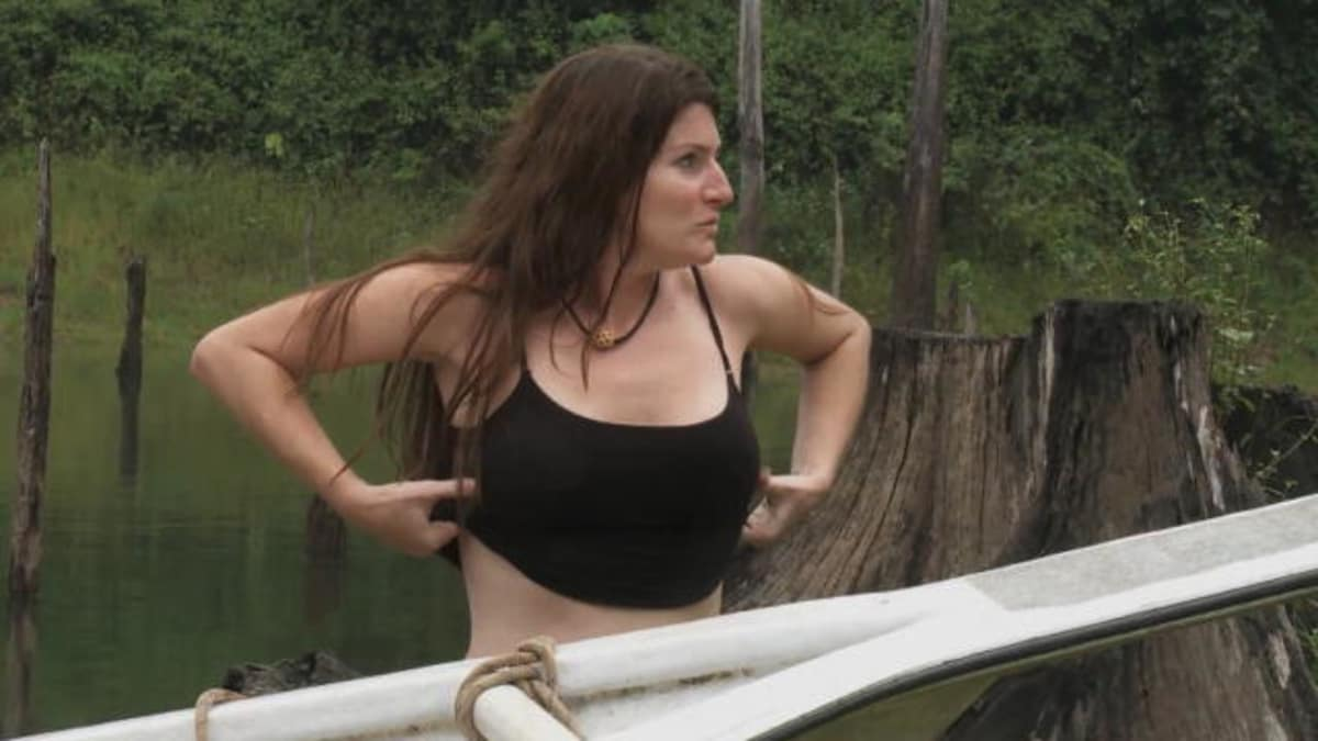 Naked And Afraid Tits