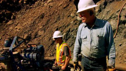 Gold Rush - Porcupine Bedrock