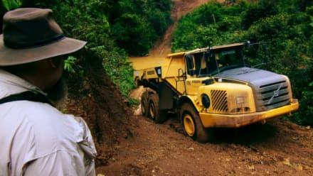 Gold Rush - Stuck in Jungle Mud
