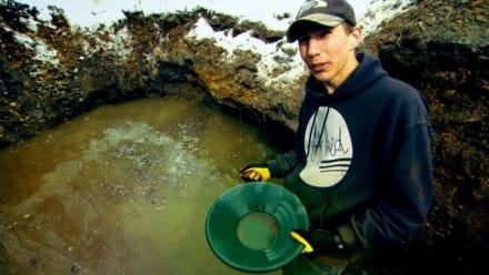 Gold Rush - Parker Prospects Klondike Ground