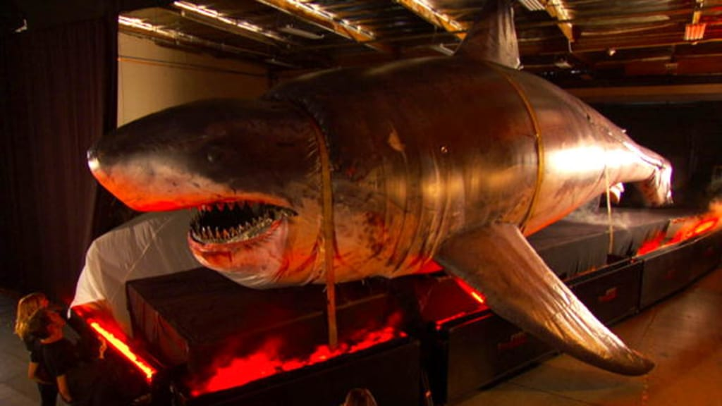 Megalodon: Monster Shark | Discovery