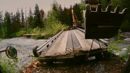 Gold Rush - Bridge Relocation