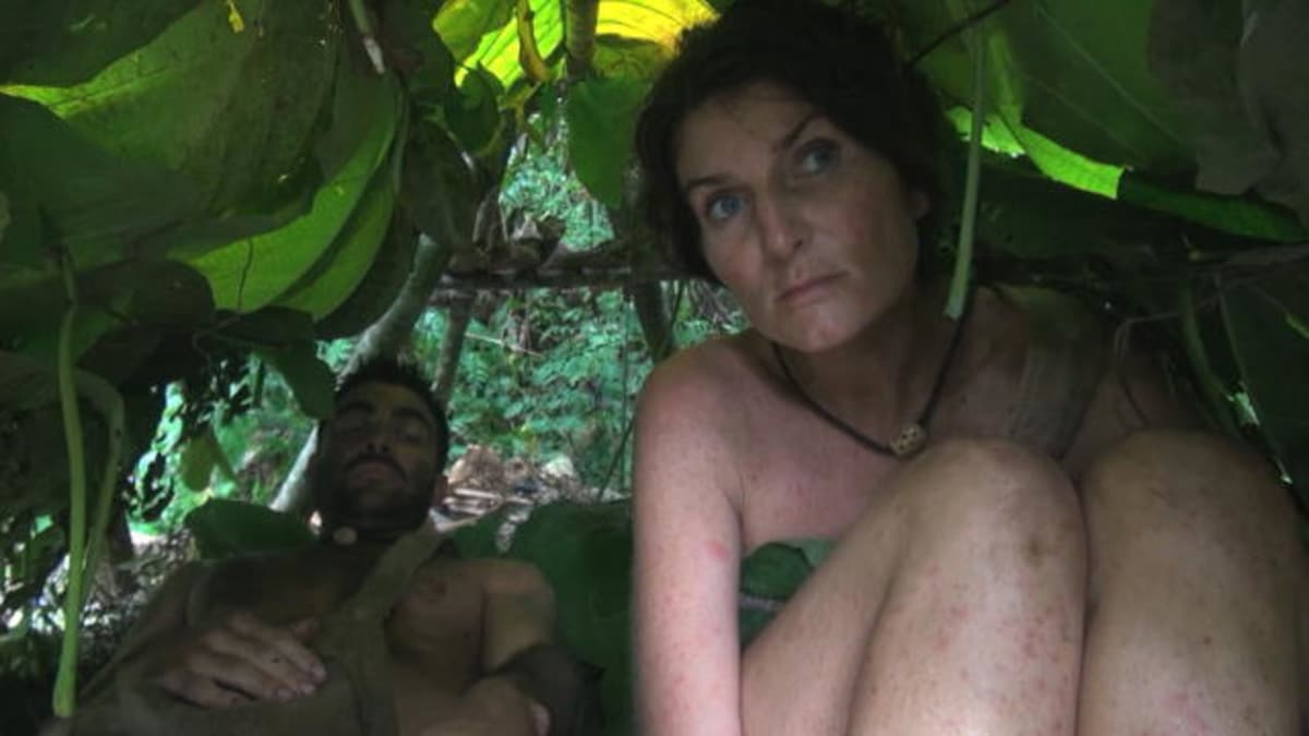 Morning Wood Issues Naked And Afraid Discovery