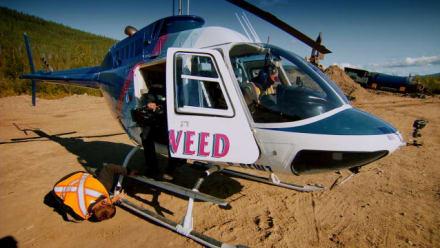 Gold Rush - Aerial Shoot