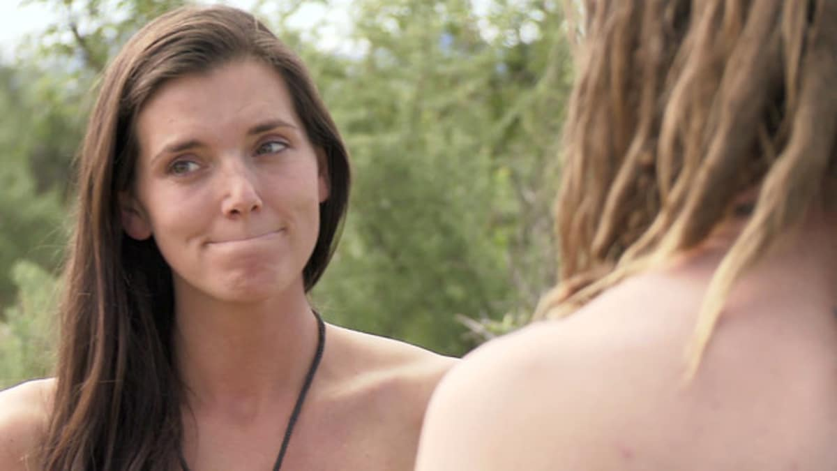 Eyes Up Here! - Naked And Afraid | Discovery