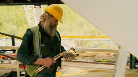 Gold Rush - Viking on the Move