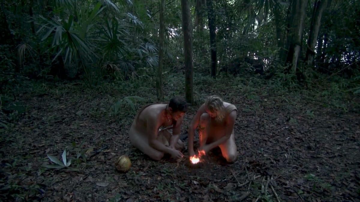 tv Crazy show naked