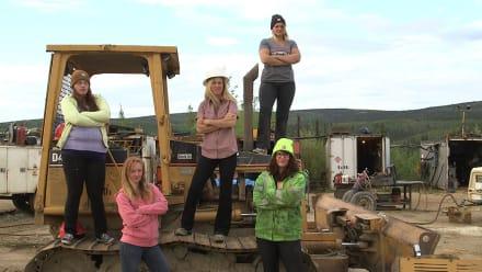 Gold Rush - The Badass Women Of Paradise Hill