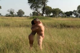 Naked and Afraid - Positive Connection In Namibia