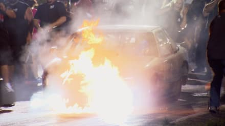 Street Outlaws: New Orleans - Cajun Collisions: Up in Flames