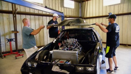 Street Outlaws: New Orleans - Cash Days Rematch