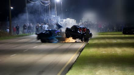 Street Outlaws: New Orleans - Cajun Collisions: Big-Tire Bust