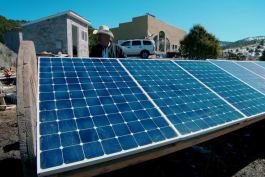 Homestead Rescue - Solar Panel Solution