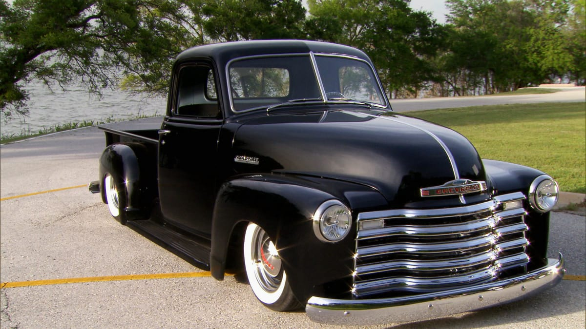 1949 Chevy Pickup Fast N Loud Discovery