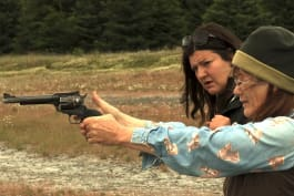 Alaska: The Last Frontier - Homestead Hacks: Charlotte Shoots