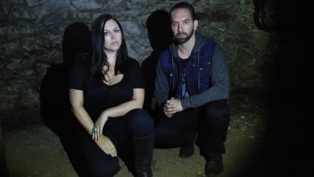 Paranormal Lockdown - Oliver House