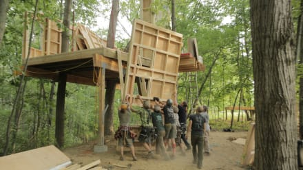 Treehouse Masters - Nature's Super HQ