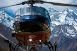 Everest Rescue - The Death Zone