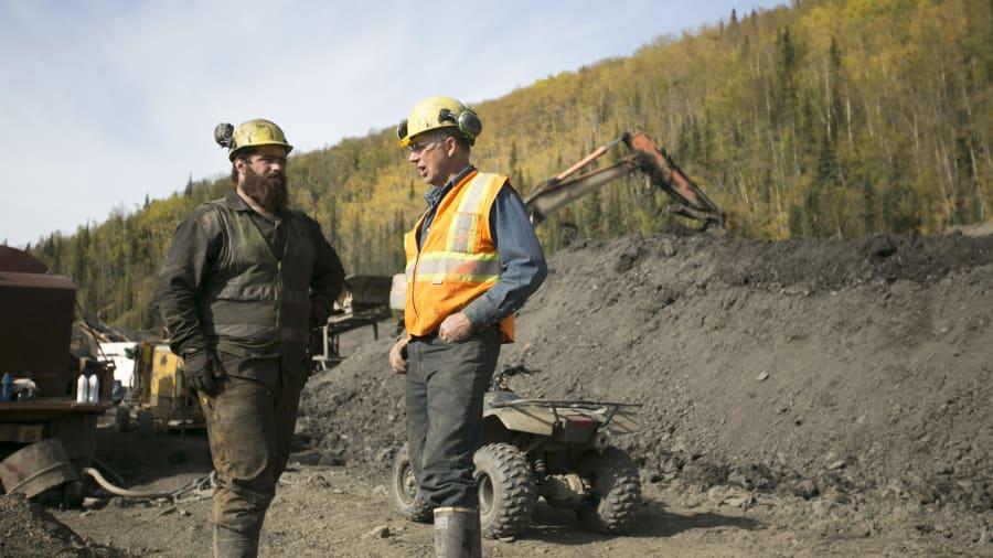 Alaska: The Last Frontier - Gold Rush