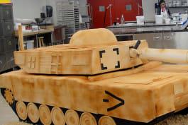 Cake Boss - Operation: Tank Cake