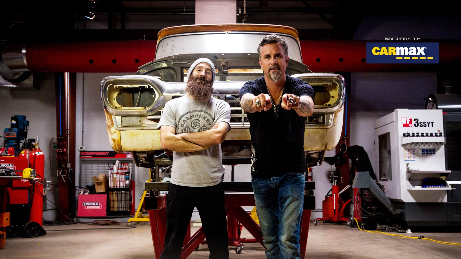Gas Monkey's Top 5 Finds