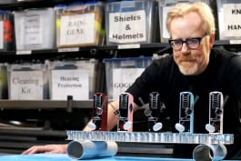 MythBusters - *DO* Try This at Home
