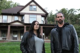 Paranormal Lockdown on TLC - Bellaire House