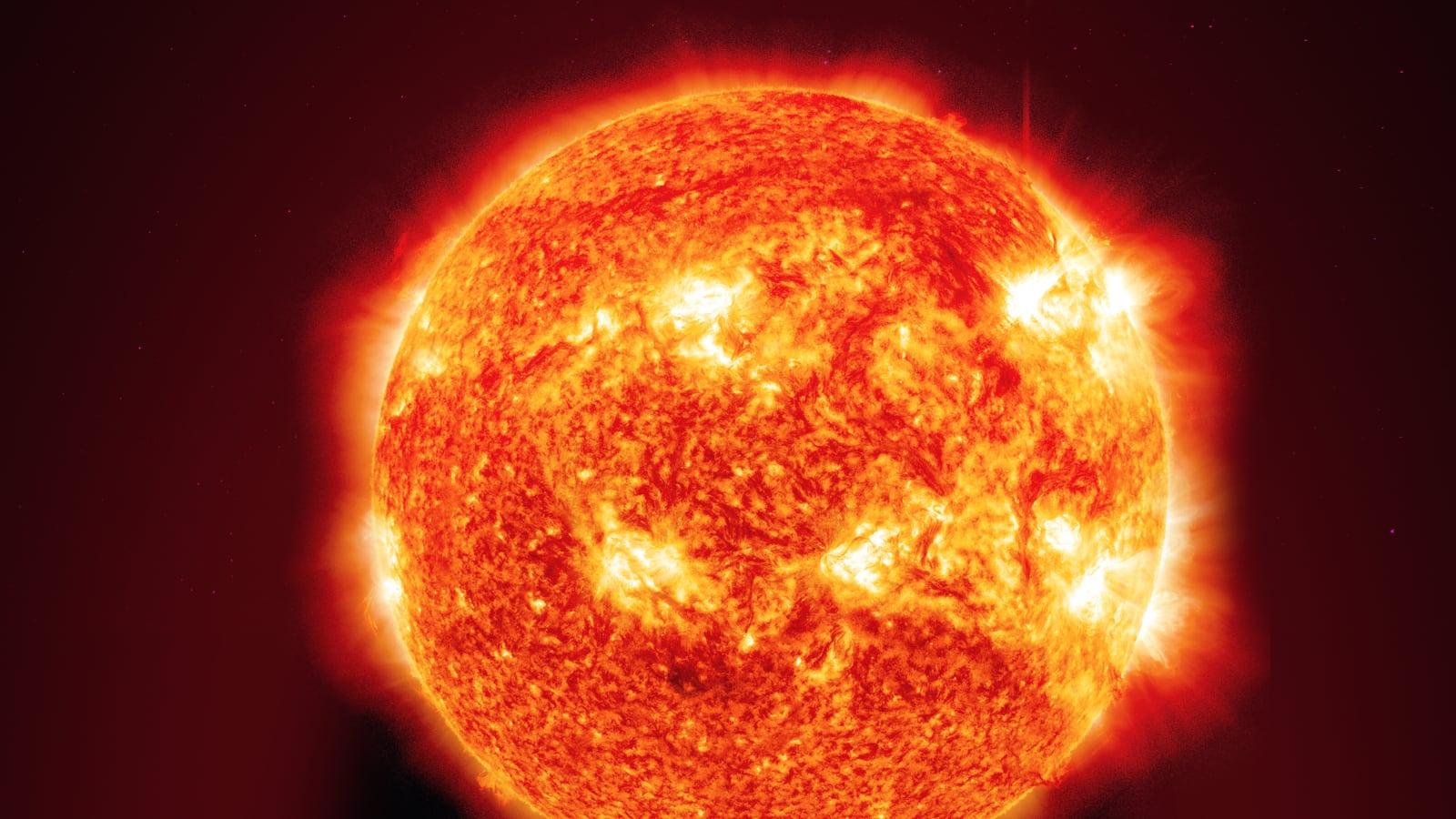 Dark Side of the Sun