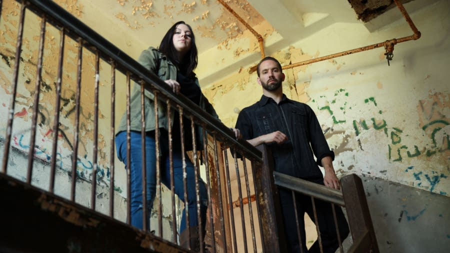 Paranormal Lockdown - Waverly Hills & Trans-Allegheny Unlocked