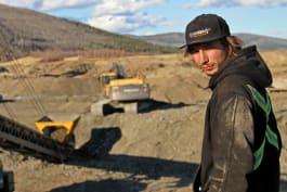 Gold Rush - Excavator Down