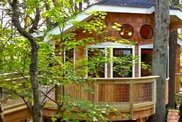 Treehouse Masters - The Owl Treehouse