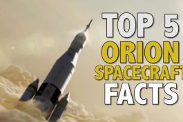 Impossible Engineering - 5 Incredible Facts About The Orion Spacecraft
