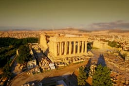 Unearthed - How Did Ancient Greeks Build the Parthenon?