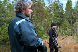 Alaskan Bush People - One Brown Down