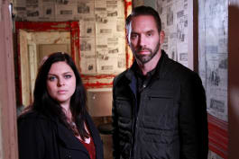 Paranormal Lockdown on TLC - White Hill Mansion